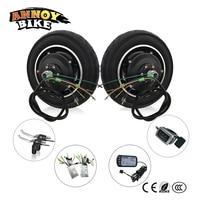 10 inch 36V48V 200W 250W electric hub motor high torque electric brushless wheelbarrow gear hub motor 350 electric robot motor