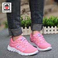 Apple, женская Конфеты цвета свет сетки дышащий отдых спорт кроссовки Популярны дешевые девушка студент тапки обувь для ходьбы