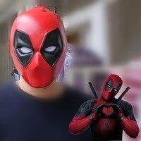 Athemis Deadpool cosplay Mask High quality and same as original Game cosplay