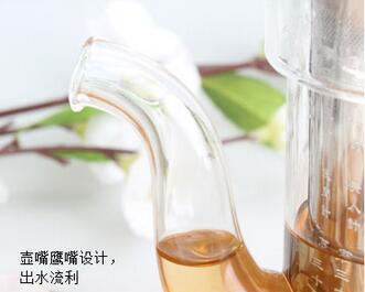 Glass Teapot 250ML Heat Resistant Glass Tea Set Tea Pot Glass Teapot Chinese Pote De Vidro Kung Fu Kettle