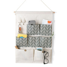 Новинка 2019, органайзер, складная задняя подвеска, сумка для хранения мусора, Настенная сумка для дома, одежда для бонсай, носки, хит продаж