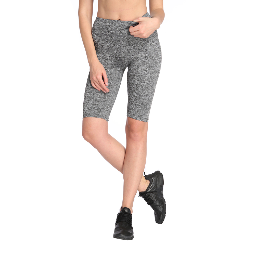 Souteam Women yoga Legging Knee Length Legging Under Skirts Hot Comfortable Soft Lightweight Bamboo Underpants for Summer in Yoga Pants from Sports Entertainment