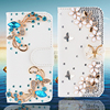 Coque for iphone 7 7 plus Flip Wallet Bookcase Luxury Rhinestone Diamond Crystal Strass Bling Fundas For Huawei P9 P9 Lite