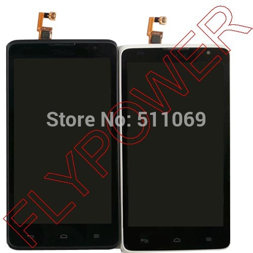 ФОТО For huawei c8816 lcd screen display+touch screen digitizer assembly and frame by free shipping;