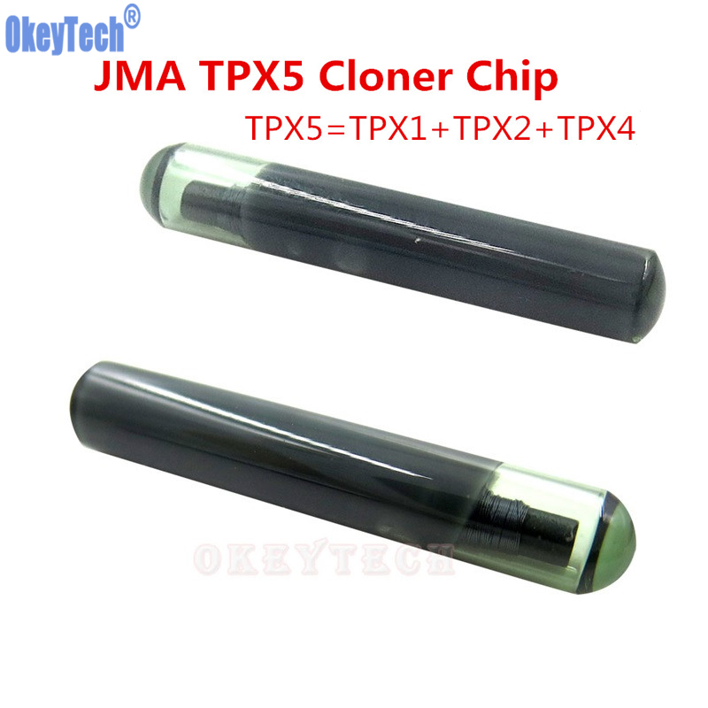 KEY CHIP JMA TPX1 TPX 1 CLONER CLONE 4C CHIP TRANSPONDER CHIP