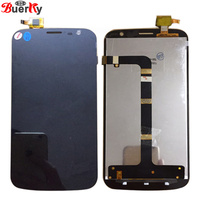 BKparts 100% Tested For Explay Communicator LCD Display Touch Screen Glass Digitizer Complete Assembly Replacement