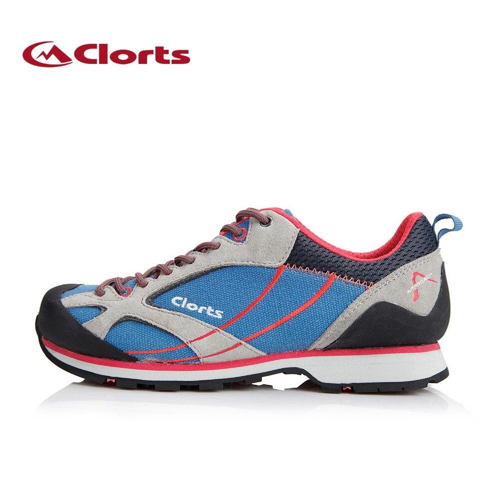 ФОТО 2016 Women Hiking Shoes 3E003C Outdoor Breathable Sport Sneakers Waterproof Trekking Boots Walking Shoes for Women