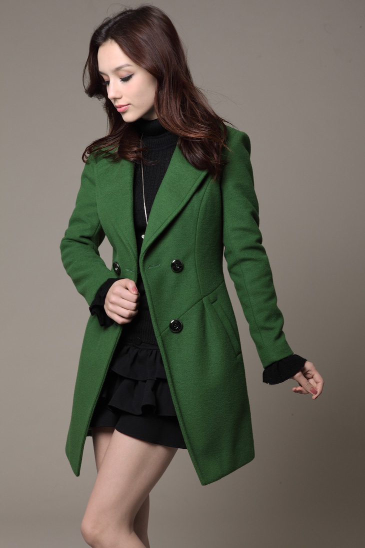 Plus Size Womens Pea Coats Fashion Women S Coat 2017