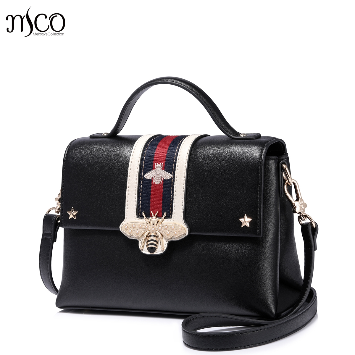 Just star designer brand luxury Insects handbags women Shoulder bags sac a main femme clutch crossbody a bag bolsas feminina handbags women trapeze bolsas femininas sac lovely monkey pendant star sequins embroidery pearls bags pink black shoulder bag