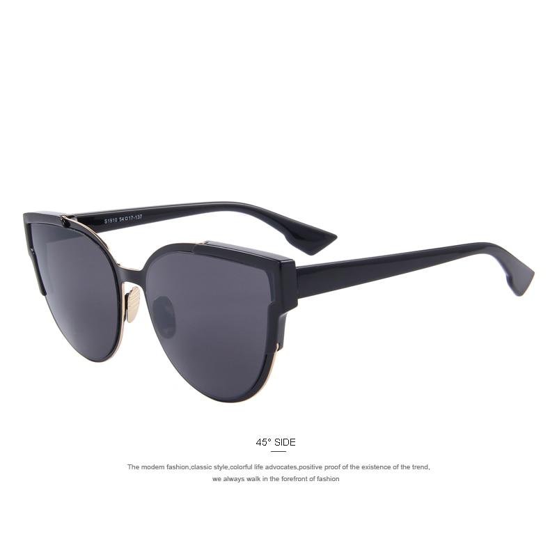9457b84044 Merrys Fashion Sunglasses Women Brand Designer Clear Lens