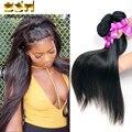 Indian Virgin Hair Straight 3 Bundles 8A Grade Virgin Unprocessed Human Hair Indian Straight Virgin Hair Cheap Straight Hair