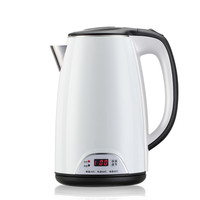Display Temperature Thermostat 304 Stainless Steel Electric Kettle