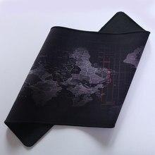 Супер большой резиновый коврик для мыши 700×300 мм компьютерная игра tablet mouse pad with edge блокировки