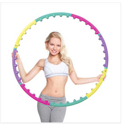 NEW magnet fitness massage hoops for children kid bodybuilding for women