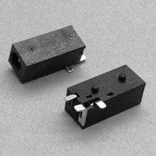 1xタブレットpc充電電源コネクタdc電源ジャック3ピン0.7ミリメートル* 2.5