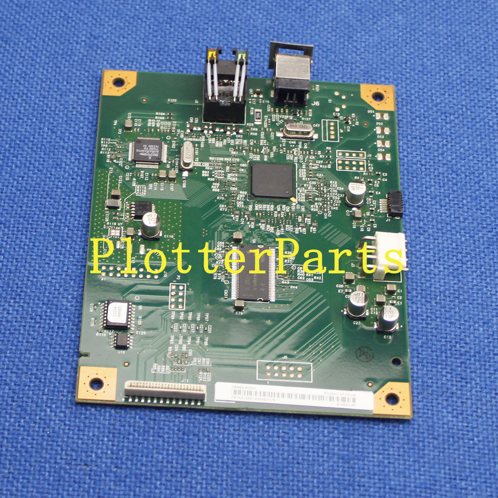 цена Q5965-60001 for HP Color LaserJet 2600n Formatter Board printer part used