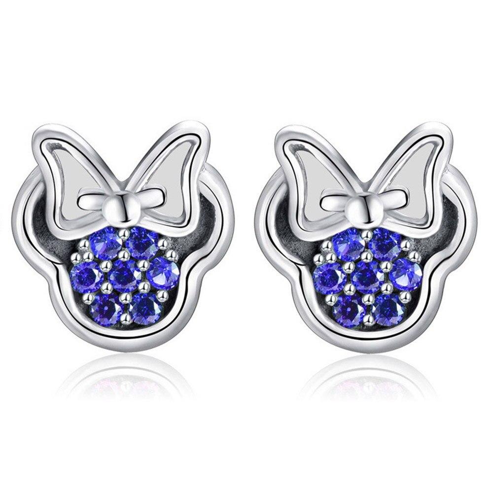 CHIELOYS-Cute-Cartoon-Stud-Earrings-for-Women-Everyday-Jewelry-Gift-Mickey-Minnie-Heart-Crystal-Brand-Earrings (2)