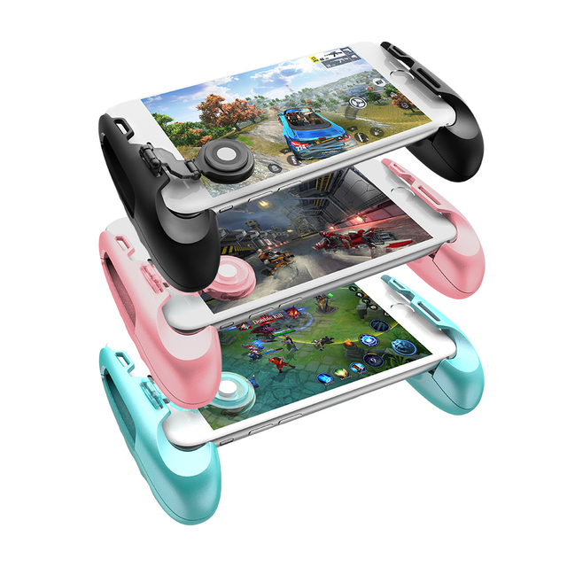 GameSir F1 Joystick Grip for Android & iOS Smartphone, Gamepad Grip Extended Handle Game Controller