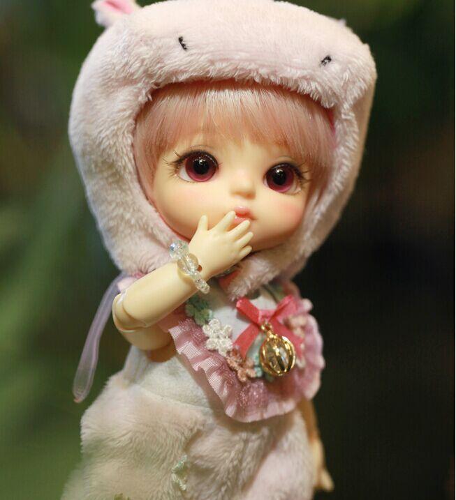 Freies verschiffen 1/8 bjd puppe berry-in Puppen aus Spielzeug und Hobbys bei  Gruppe 1