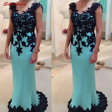 Long Lace Mother of the Bride Dresses fo