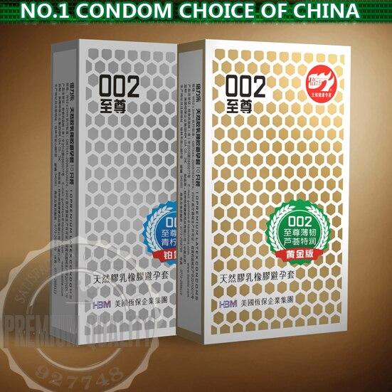 New arrival ultrathin 002 <font><b>condom</b></font> <font><b>Golden</b></font> and platinum type BLL002condom 10pcs/box 2boxes/lot send out include retail box