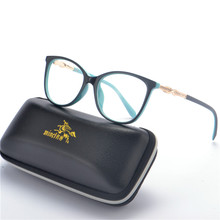 Высокое качество, прогрессивные многофокусные очки для чтения, диоптрийные женские брендовые дизайнерские очки с полной оправой, прозрачные линзы, очки для дальнозоркости NX