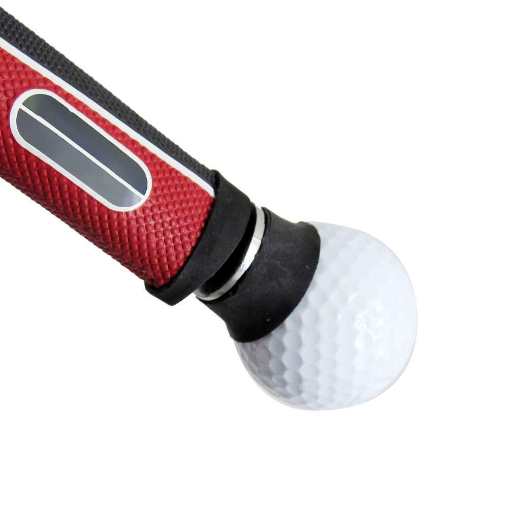 Golf Ball Pickup Pick-up Retriever Tool Grabber Suction Cup For Putter Grip Golf Accessories Golf Training Aids