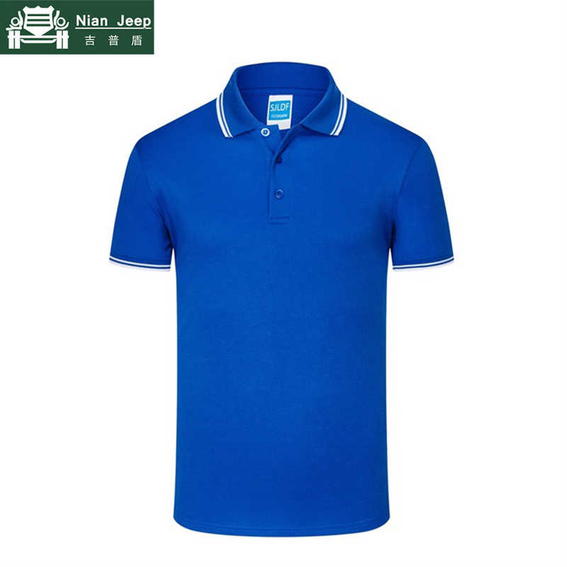 Summer Polo Shirts Men Cotton Solid Short Sleeve Breathable Slim Fit Polo Shirt Male Elasticity Brand polo homme Plus Size S-4XL