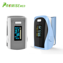 лучшая цена PRO-F9skyblue+M110gray Finger Pulse Oximeter,Heart Beat At 1 Min Saturation Monitor Pulse Heart Rate Blood Oxygen CE Approval