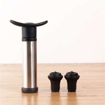 Wine Stopper With Vacuum Pump 1