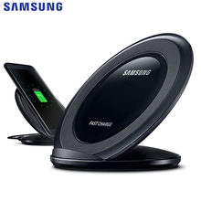 Original Fast Charging QI Wireless Charger EP-NG930 For Samsung Galaxy S7 Edge G9300 G9350 S6 S10 Plus Note 9 Note 4 Iphone 8 XS стоимость