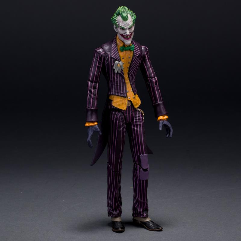 Joker Arkham Origins Action Figure