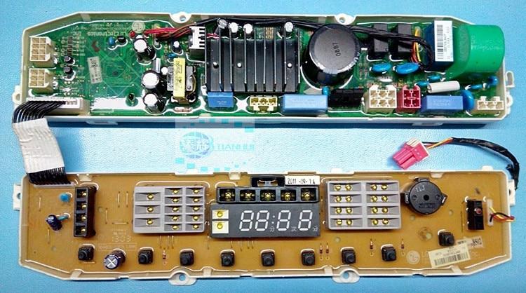 Original 100% new high quality LG original inverter washing machine computer board T60MS33PDE EBR70918502 EBR70918413 lg a 12 iwk artcool stylist inverter