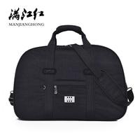 Vintage Men Luggage Duffel Bags nylon Business Travel bags Large Capacity Women Shoulder Bags Strap Voyage Shopping Tote 2016
