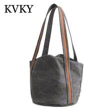 Marke Frauen Umhängetaschen 2016 berühmte designer frauen Handtaschen Lona Sacos de Ombro Große Tasche Vintage Damen Eimer tasche