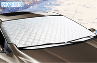 HOT Car Styling High quality Foldable Car Windshield Sun Shade for saab 9 3 9 5 93 95 900 9000 Accessories