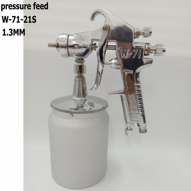 Good Furniture Spray Gun Suction W 71 21s 1 3mm Nozzle Size