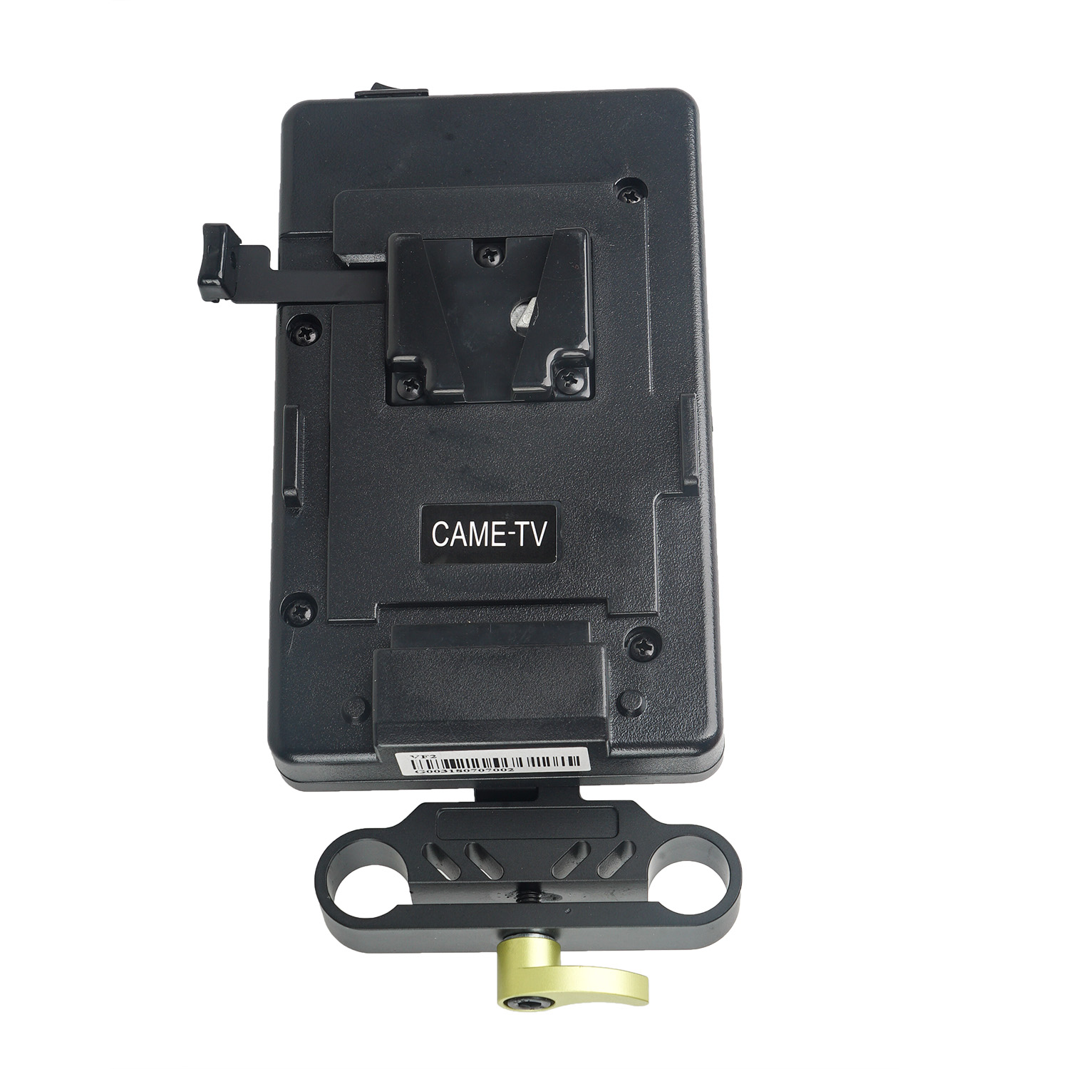 Image 5 - CAME TV V mount Battery Plate Include Connection Cable 5V 7.2V 12V-in Photo Studio Accessories from Consumer Electronics