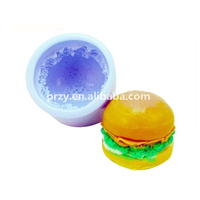 Perspective Hamburg DIY Soap Mold New Product Soap Mold Silicone Mold Soap