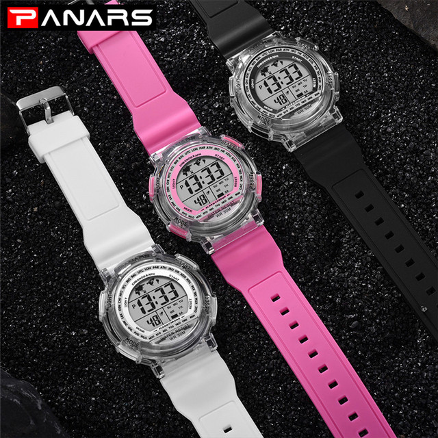 Relogio Infantil Children Wristwatches Kids Clock Boys Girls Students Watch Brand Watches 50m Waterproof Quzrtz Watches For Kids