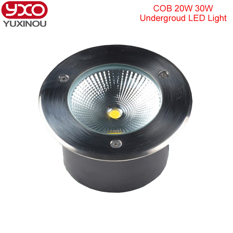 1pcs led underground lamp 20W ,cob, 85~265v, buried light/inground lamp,garden/outdoor using,free shipping free shipping ip68 10w 20w 30w 50w led cob underground light cob inground light diameter 250mm ac85 265v led outdoor lamp