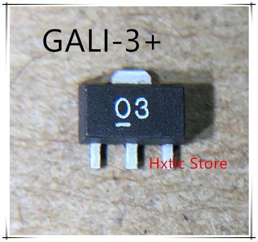 10PCS GALI 3 GALI 3 GALI3 MARKING 03 SOT 89 IC