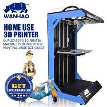 Большой размер сборки 3D принтер wanhao D5S, высокая точность DIY Kit с большой размер печати, Добавить нагревательный элемент для ABS, низкая цена