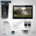 """HOMSECUR 7 """"Sicherheit Verdrahtete Video & Audio Intercom System + Touch Taste Monitor 1C1M-in Videosprechanlage aus Sicherheit und Schutz bei"""