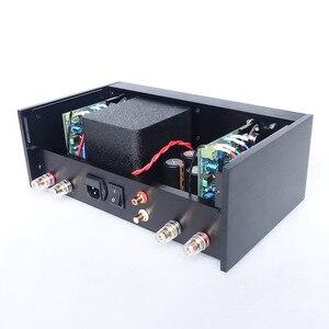 Image 3 - WEILIANG אודיו שיבוט קלאסי בריטי Quad 405 כוח מגבר הספק מרבי 100W * 2