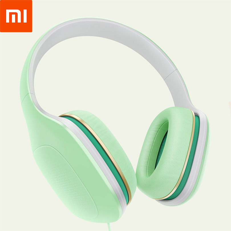 Original xiaomi Relax Version Headphones With Mic Music HD Sound Earphone Computer Clear Stereo Headset For Pc Smartphone earfun brand big headphones with mic
