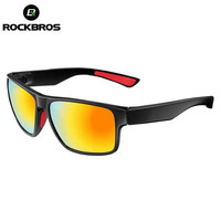ROCKBROS Polarized Bicycle Cycling SunGlasses Glasses Eyewear Bicycle Goggles Driving Outdoor Sports Sunglasses