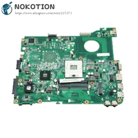 NOKOTION MBNCA06001 MB.NCA06.001 DA0ZRCMB6C0 For Acer Emachines E732 Laptop Motherboard HM55 UMA DDR3