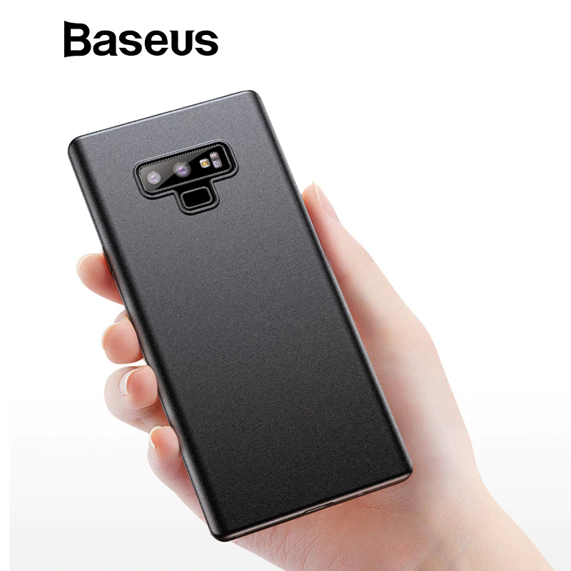 Baseus Super Thin Wing Case For Samsung Note 9 Smooth Hard PP Phone Case For Samsung Galaxy Note 9 Phone Cover