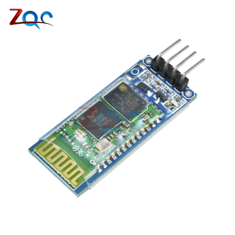 HC-06 Bluetooth for <font><b>Arduino</b></font> Serial Pass-through Module Wireless Serial Communication <font><b>HC06</b></font> Bluetooth Module image